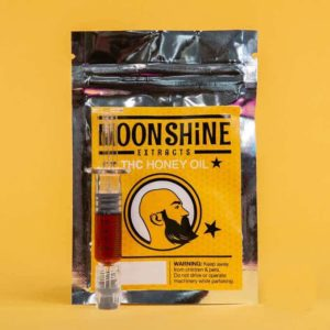 Quality Moonshine Extracts - THC Honey Oil - My Weed Center